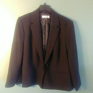 Black Kasper Sports Jacket